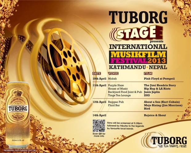 music film festival creative