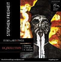 Stephen Freiheit - Dissolution
